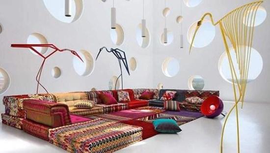 Model Sofa Terbaru untuk ruang tamu rumah modern
