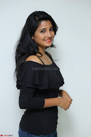 Deepthi Shetty looks super cute in off shoulder top and jeans ~  Exclusive 106.JPG