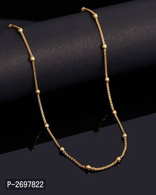 Designer Gold Plated Chains