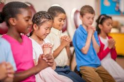 Birthday Sermon in Child Sunday School