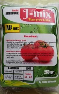 Nutrisi khusus tomat hidroponik