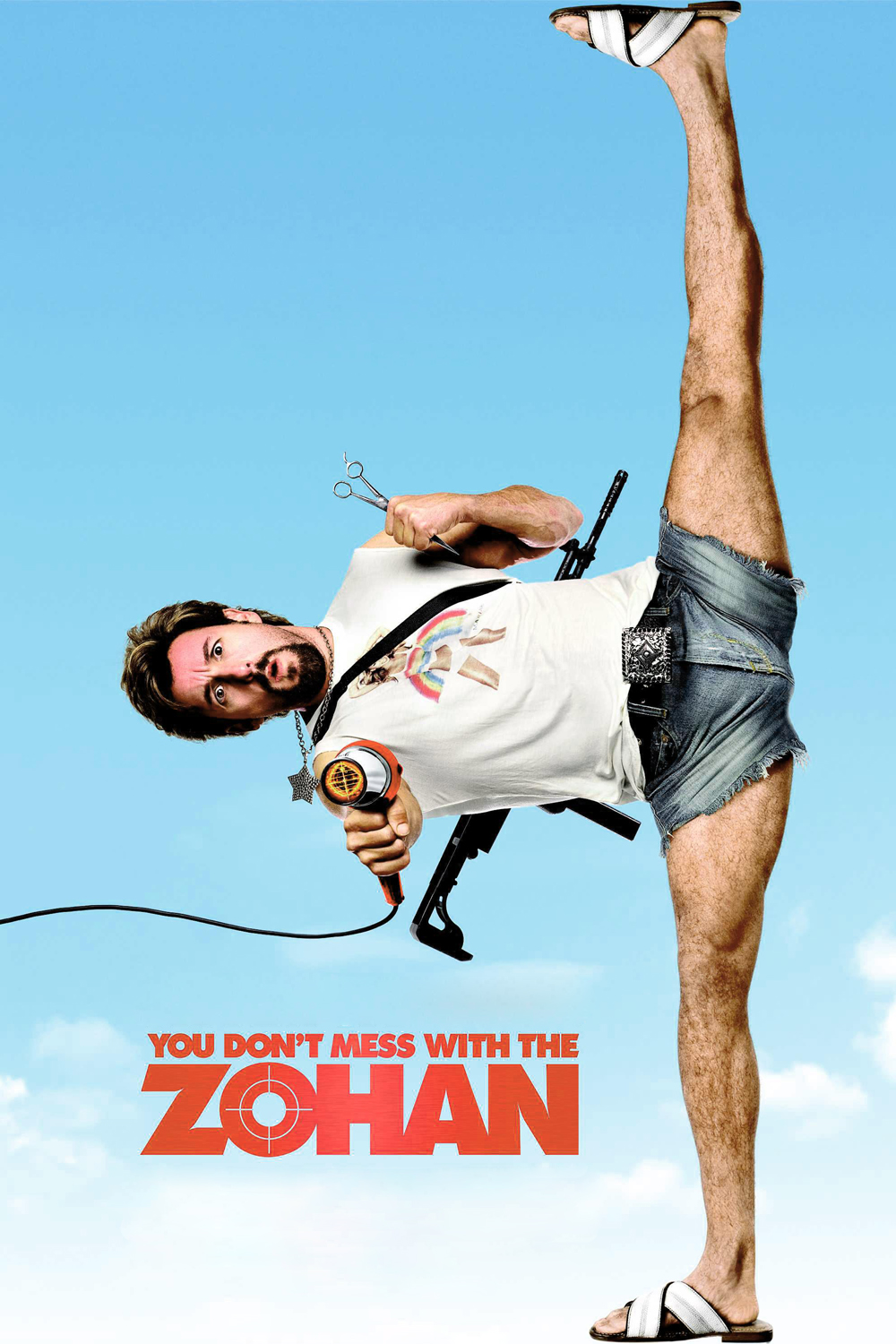 You Don T Mess With The Zohan Sex 35