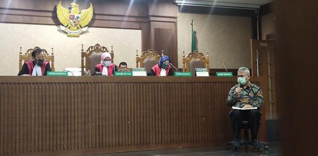 """Dicecar Hakim Soal """"Biaya Operasional"""", Begini Jawaban Ketua KPU Arief Budiman"""