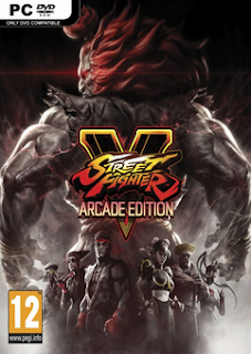 Street Fighter V Arcade Edition v03.020 With DLC Full Version