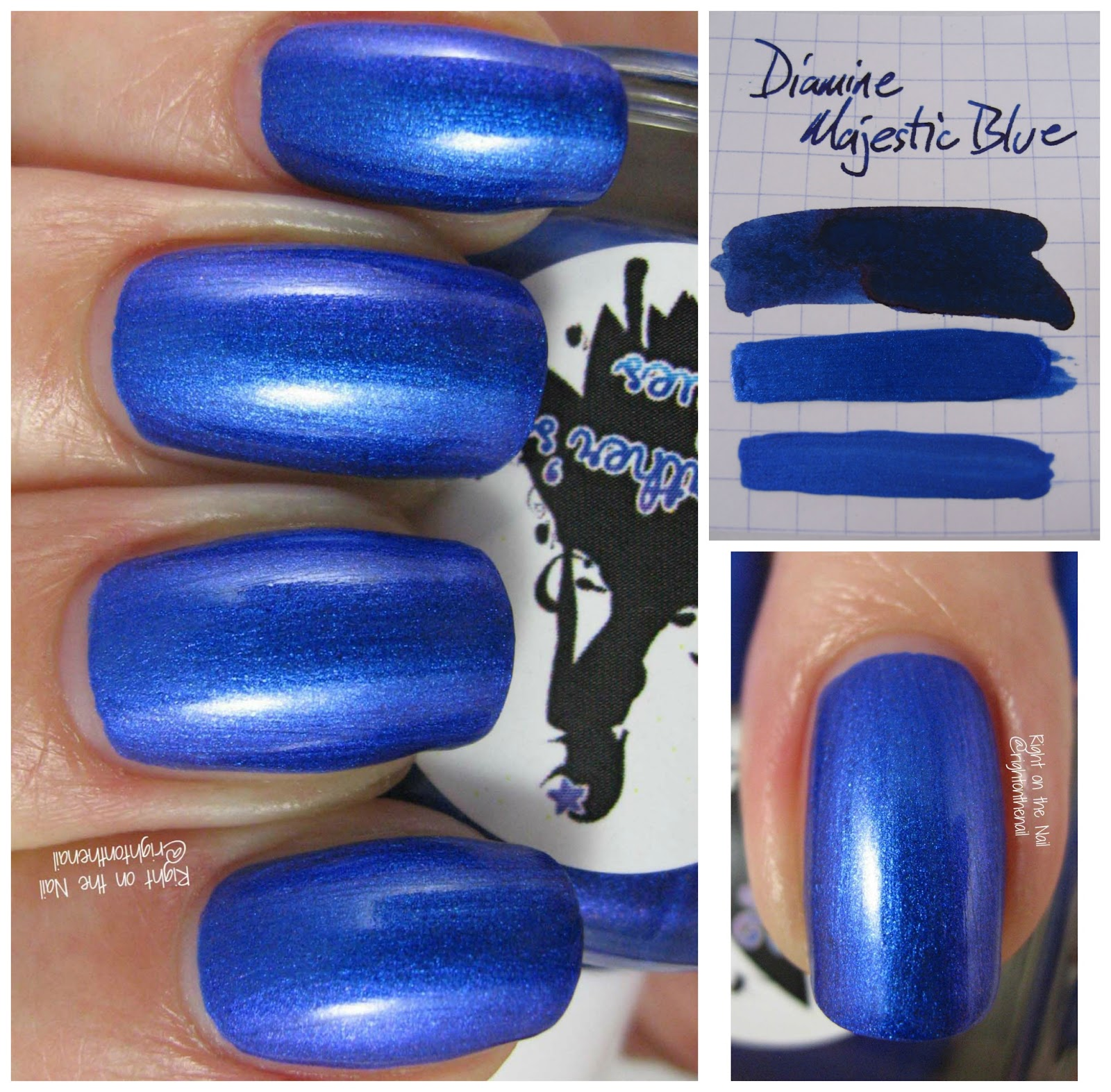 right on the nail nibs u0026 nails presents heather u0027s hues a most