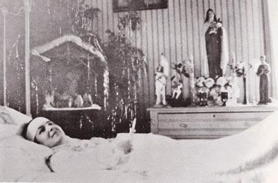 Marie Rose Ferron Stigmata Misteri Stigmata, Tanda Luka Salib Yesus
