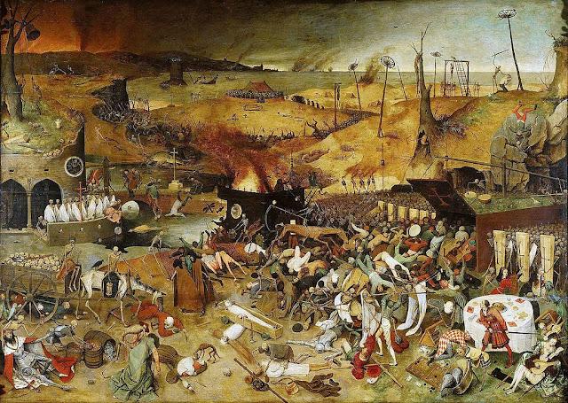 National Interest : Black Death