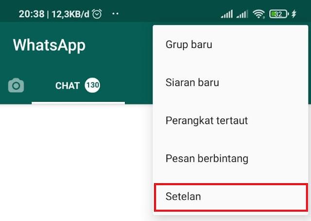 Cara Setting Whatsapp Agar Gambar yang Dikirim Tidak Buram atau Pecah-Pecah