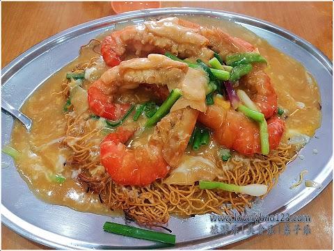 【雪隆美食】沙登玉兴饭店Restoran Makanan Laut Yoke Heng @ Seri Kembangan