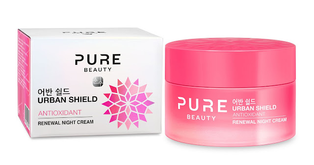 Watsons Pure Beauty Antioxidant Night Cream yenileyici gece bakım kremi