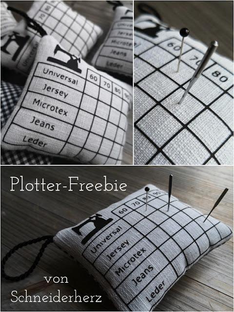 Pin Plotterfreebie