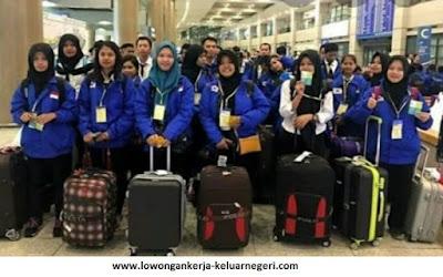 Lowongan Kerja ke Luar Negeri November 2019 - Ali 081320432002