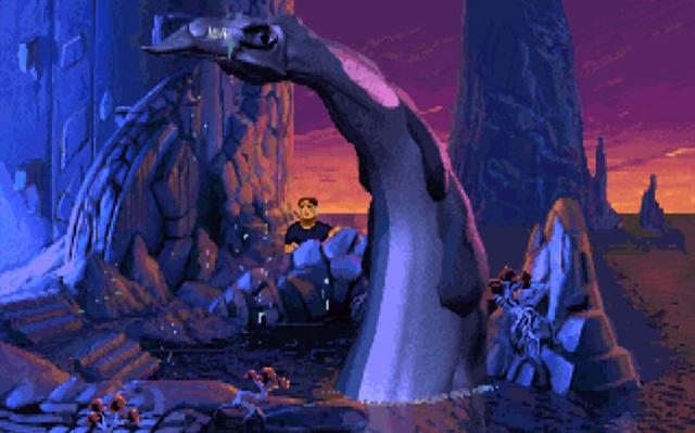 The Dig Captura de pantalla 15