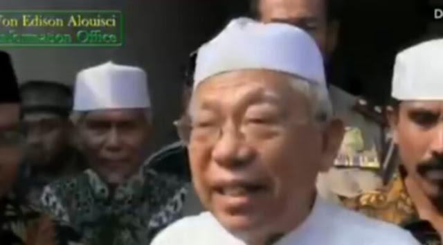 Maruf Amin Sebut Dana Haji untuk Infrastruktur, Rizal Ramli: Hayo Ngaku Siapa yang Tanda Tangan