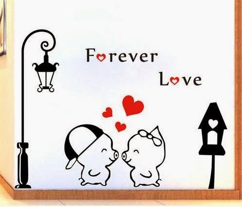 Cosas Divertidas San Valentín Cerdos Enamorados