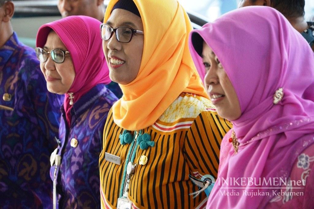 Harus Lulusan Ilmu Pemerintahan, Bupati Kebumen Belum Dapat Penuhi Kuota 20 Persen Perempuan