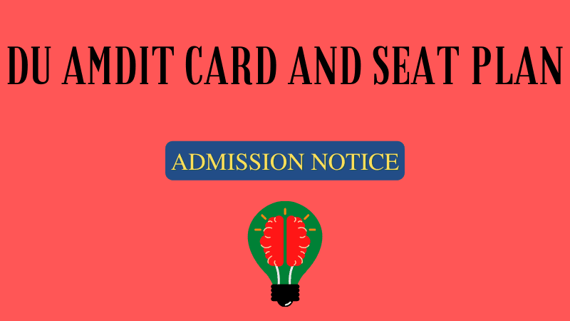 du-admit-card-download-and-seat-plan