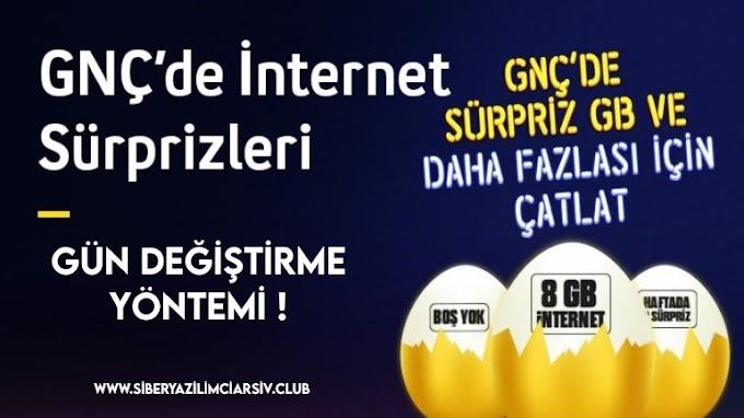 ÇATLAT KAZAN GÜN DEĞİŞTİRME YÖNTEMİ!