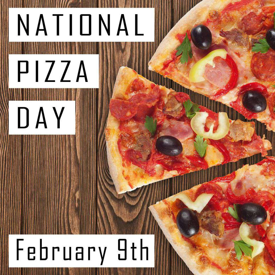 National Pizza Day Wishes For Facebook