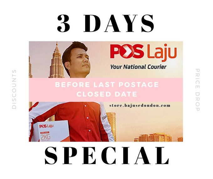 3 Days Special Sale