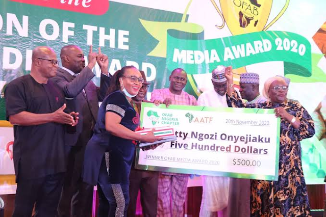 OFAB Media Award 2020: Journalists Charged To Desist From Fake New