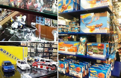 toys shop Bandung City, West Java
