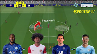 Download eFootball PES 2020 Chelito V2 PPSSPP Update New Transfer And Kits & English Commentary