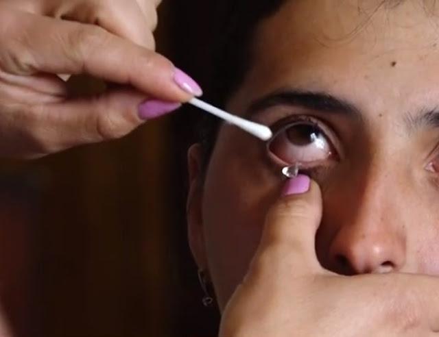 Плачещото със сълзи от кристали арменско момиче озадачава медицинската общност