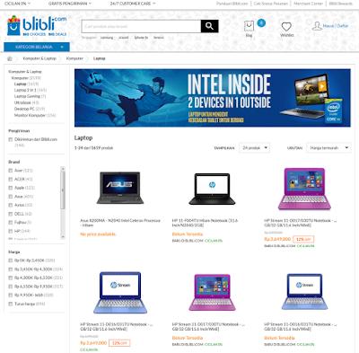 5 Alasan Kenapa Harus Membeli Laptop di Blibli.com