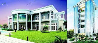 Vijay Mallya's White House Sky