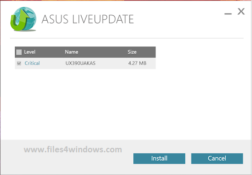 Download-ASUS-Live-Update