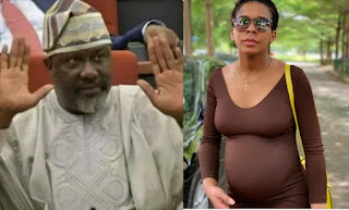 Dino Melaye Breaks Silence Of Tidbits That He's The Father Of Tboss Child
