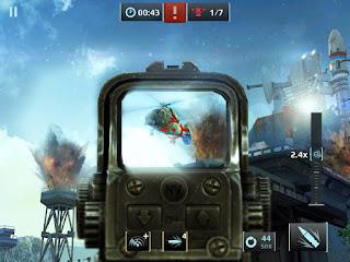 Sniper Fury : best shooter game MOD v1.7.1a Apk (Unlimited Ammo + Gold) Terbaru 2016 6
