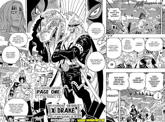 One Piece Chapter 929 Bahasa Indonesia