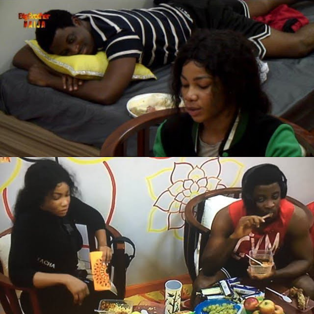 #BBNaija 2019: Tacha begs her fans to vote massively for Seyi (video)