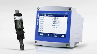 process analytic sensor and transmitter dissolved oxygen ph toc