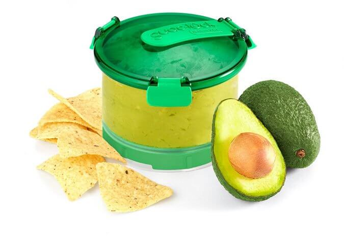 20 Smart Gadgets on Amazon That Make Life More Comfortable - Casabella Guac-Lock Container
