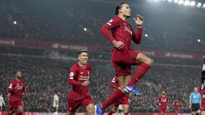 Liga Inggris Liverpool Kehilangan Puluhan Milyar