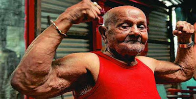 Famous Personalities of India, Indian Bodybuilder