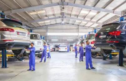 pengelolaan SDM bisnis otomotif