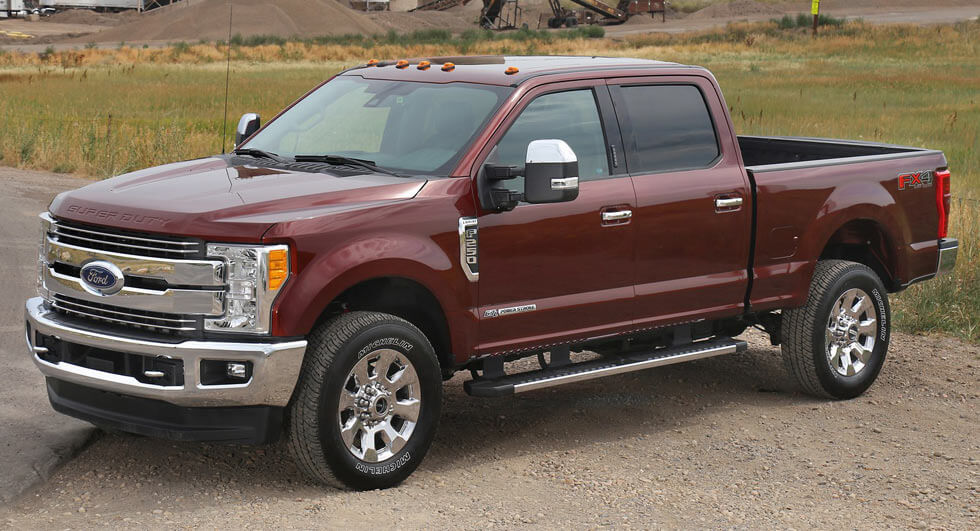 2018 ford f series super duty gains upgraded diesel engine with 935 lb ft of torque car news. Black Bedroom Furniture Sets. Home Design Ideas