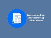 Cara dan Langkah-langkah Menyusun Teks Berita