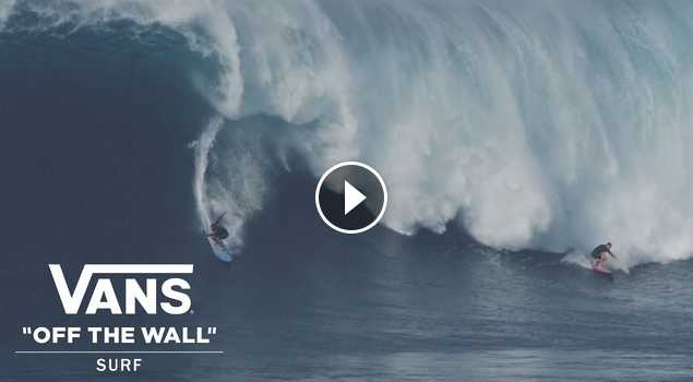 Big Wave Stoke Tom Lowe s Brau Mixtape Surf Vans