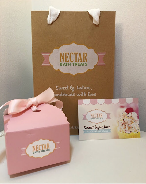 The Chic Technique is encouraging readers to purchase products by Nectar Bath Treats as bridal shower favors to guests!