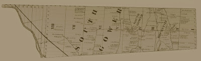 Map of South Gower, Grenville County, Ontario from the The Canadian County Atlas Digital Project.
