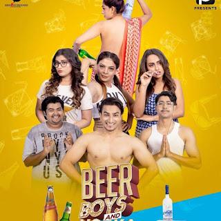 Gunnjan Aras Beer boys and vodka girls