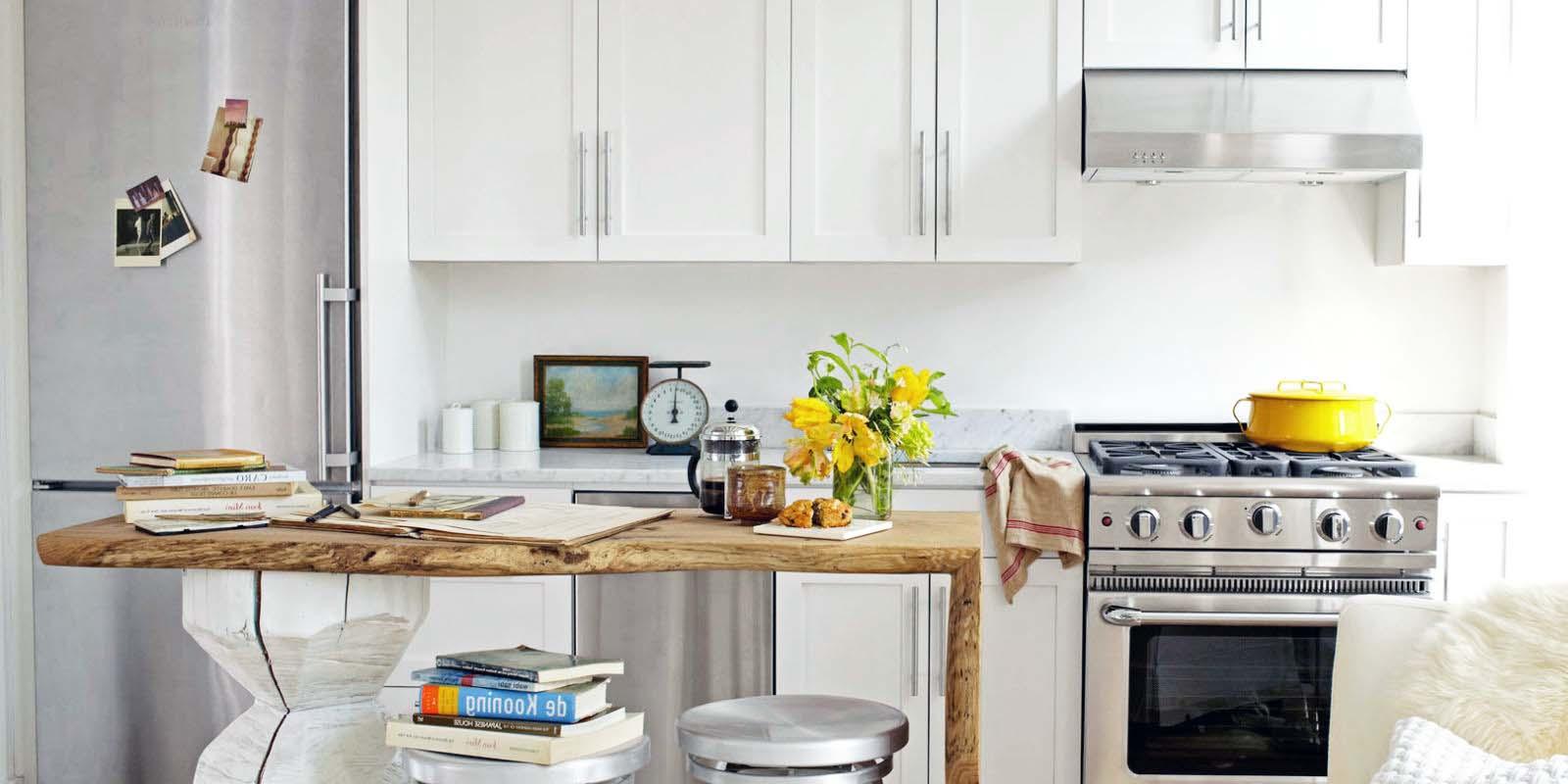 Bagaimana Cara Memaksimalkan Dapur Kecil Anda