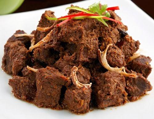 Rendang merupakan masakan terlezat di dunia Resep Rendang Padang