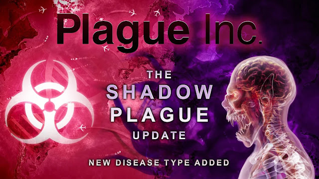 Ndemic Plague Inc. Game Interface