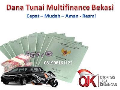 Dana Tunai Bekasi Multifinance, Dana Tunai Bekasi Multifinance Online